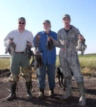 Bob Corbett Jr., the late, great Bob Corbett Sr. and Tim Corbett